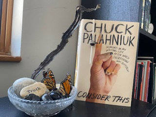 I've Been Kidnapped by Chuck Palahniuk